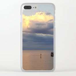 Pt Lonsdale Clear iPhone Case