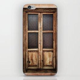 Eronga Warm Window iPhone Skin