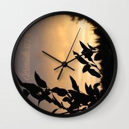 September 26 Wall Clock