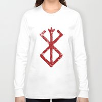 berserk Long Sleeve T-shirts featuring berserk by skymerol