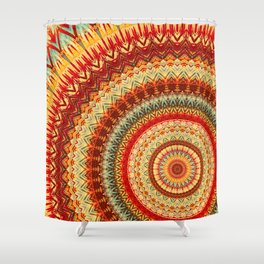 Mandala 321 Shower Curtain