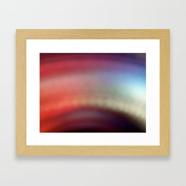 with love before we're gone Framed Art Print