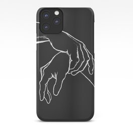 Helping iPhone Case