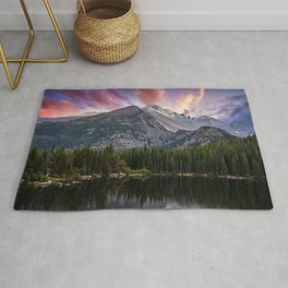 The Colorado Rockies Rug