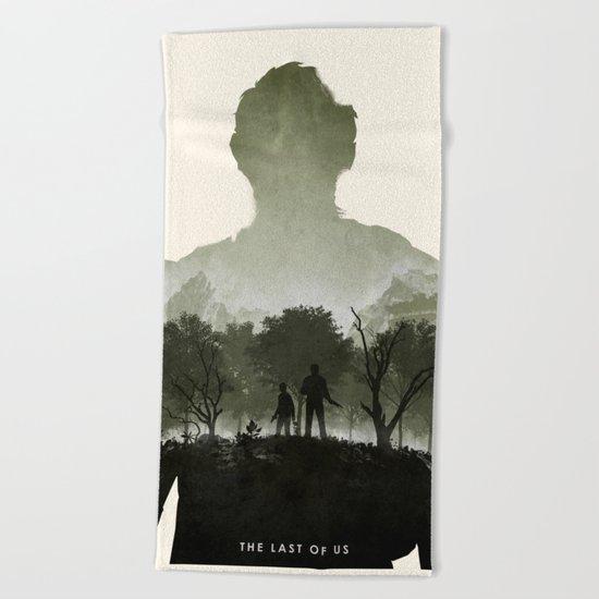 The Last Of Us (II) Beach Towel