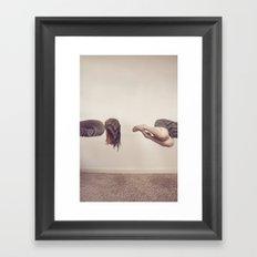 The Levitator Framed Art Print