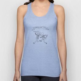 Winchester Time! Unisex Tank Top