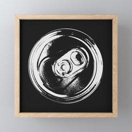 Sip Framed Mini Art Print
