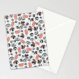 JAPANESE FOOD Stationery Cards