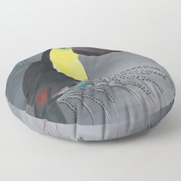 Bird Toucan Floor Pillow