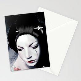 Geisha Tears Stationery Cards