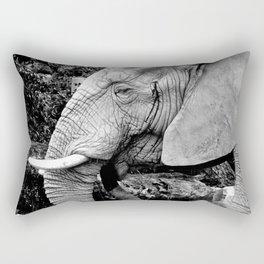 Large Beauty Rectangular Pillow