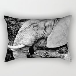 Large Beauty Rectangular Pillow
