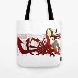 Red-Eyed Spider Tote Bag