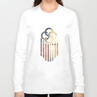 instagram Long Sleeve T-shirts featuring Social8 | Instagram by ArchedDeer