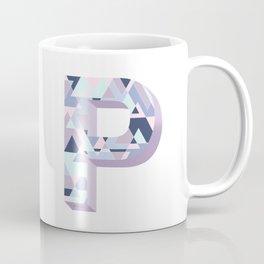 P Coffee Mug