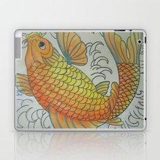 koi fish 01 Laptop & iPad Skin