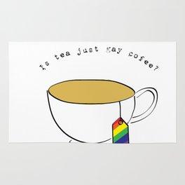 Gay goffee Rug