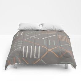 Geometric Shapes 06 Comforters
