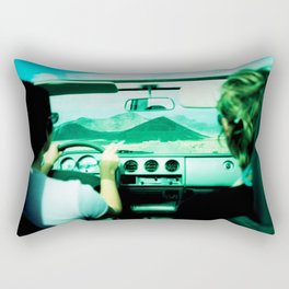 Roadtrip NO4 Rectangular Pillow