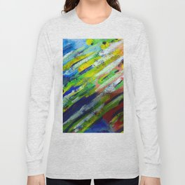 Underwater Painting Long Sleeve T-shirt