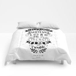 Psalm 37:39 Comforters