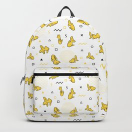 Memphis fish Backpack