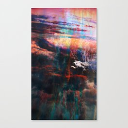 Garbager Canvas Print