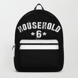 Household 6 - Slang - Military Home Command - Backpack