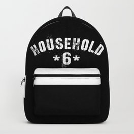 Household 6 - Slang - Military Home Command - Backpack