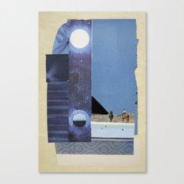 Synchronized Canvas Print