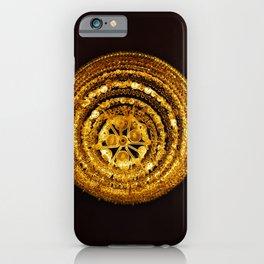 Pleiades Lighting iPhone Case