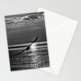 INFINITELY SLIDING SWING Stationery Cards