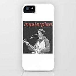 masterplan iPhone Case