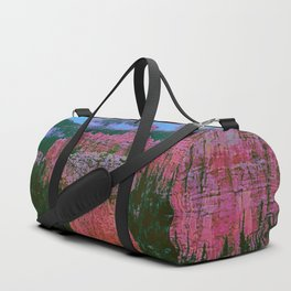 Standing Alone Duffle Bag