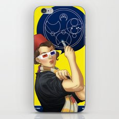 Whovian feminism iPhone & iPod Skin