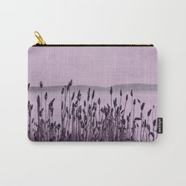 Purple Nature by the sea Carry-All Pouch