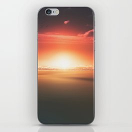When the day breaks iPhone Skin