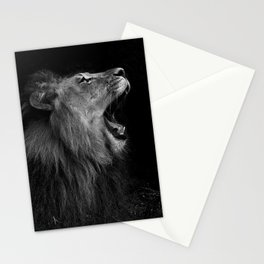 RELAX LION Stationery Cards