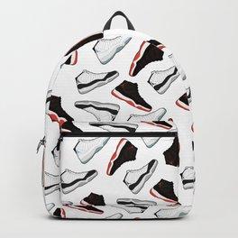 Jordan 11 - Multi Color - Pattern Backpack