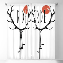 Ride Blackout Curtain