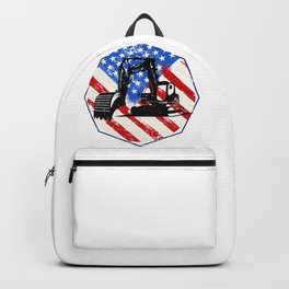 American Excavator Backpack