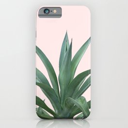 Cactus Photography Pink iPhone Case