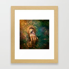 Bijoux Framed Art Print