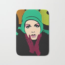 """Twiggy Pop Color"" Bath Mat"