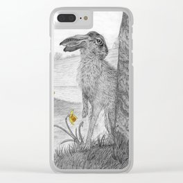 Rites of Spring (updated) Clear iPhone Case