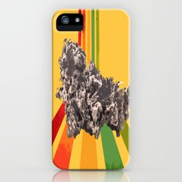 Whe will whe will rock you iPhone Case