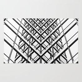 Wiggle Reflection Rug