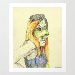 Amalgam I Art Print
