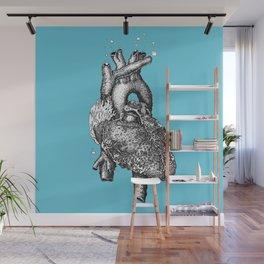 Reef heart Wall Mural